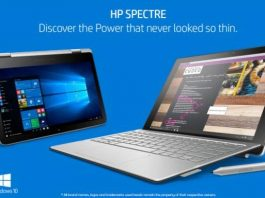 HP advanced laptops