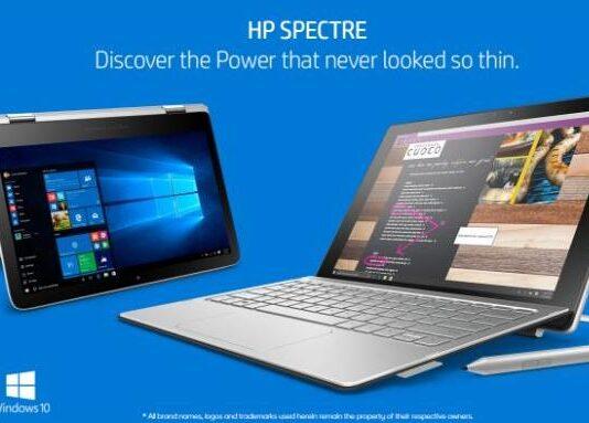 HP advanced laptops
