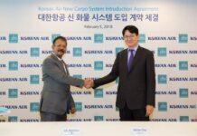 IBS Software and Korean Air