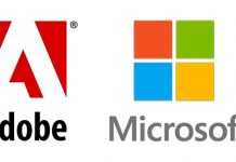 Microsoft and Adobe