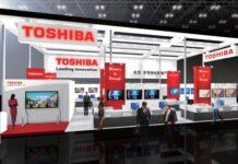 Toshiba at electronica China 2015
