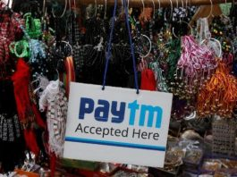 Paytm digital payment India