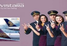 Vistara airline deal