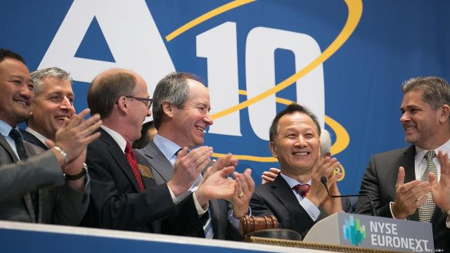 A10 Networks IPO