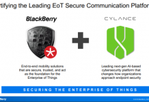 BlackBerry in IoT acquisition