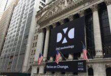 DXC Technology IT services