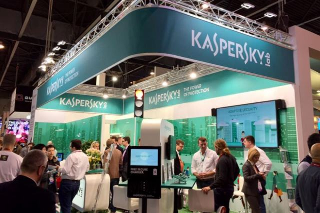 Kaspersky Lab event
