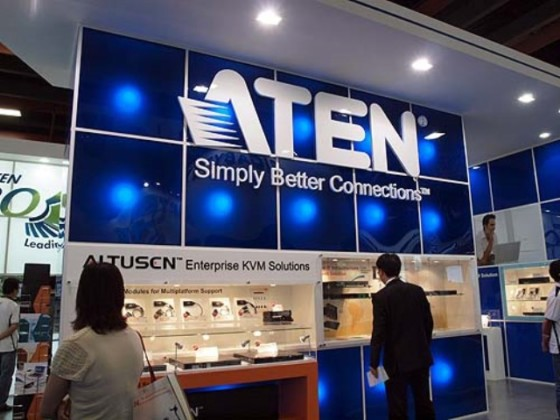 ATEN India channel presence