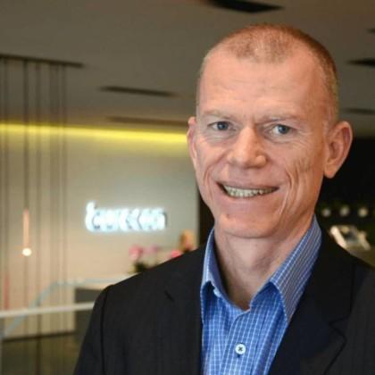 Carl Duckinson, CIO of Aurecon