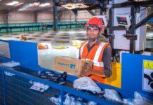 Flipkart Warehouse in India