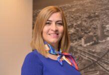 Ghinwa Baradhi, CIO of HSBC, MENA and Turkey