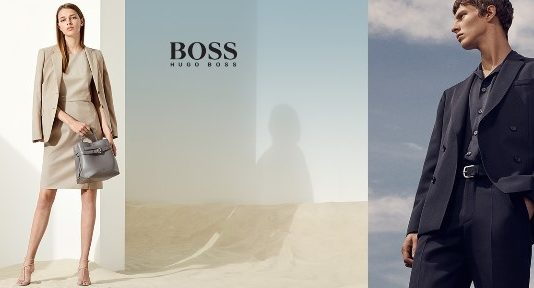 Hugo Boss digital transformation