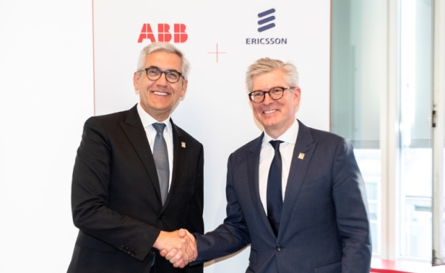 ABB and Ericsson deal