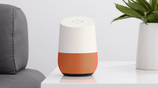 Google's smart-home assistant at CES 2019