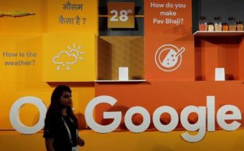 Google India business