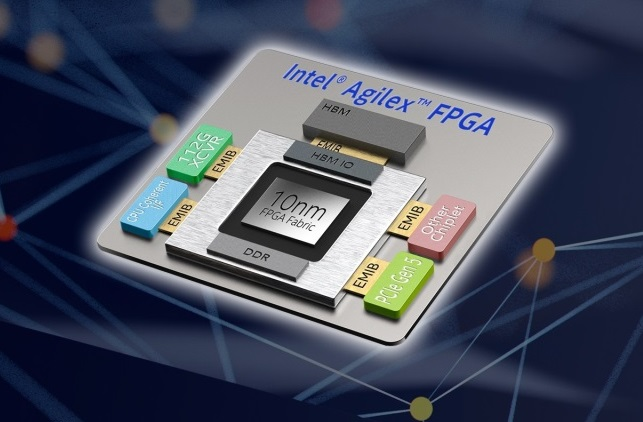 Intel Agilex FPGA launch