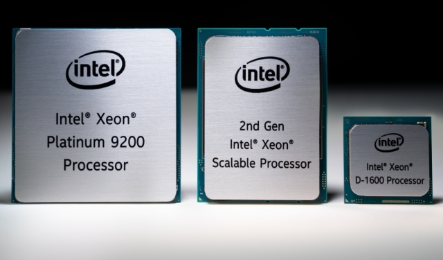 Intel announces 2nd-Generation 56-core Xeon processors with AI deep learning