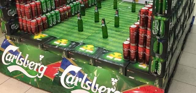 Carlsberg digital transformation