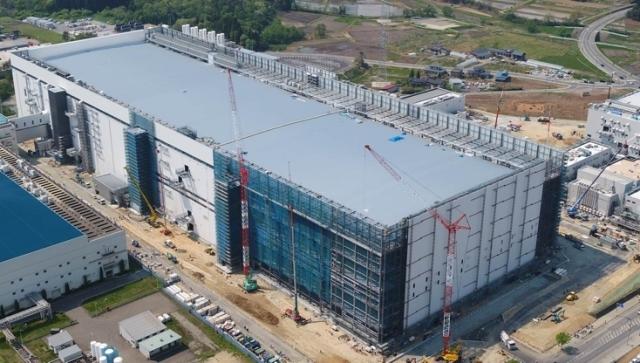 Flash Manufacturing Facility in Kitakami, Japan