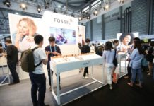 Fossil Group digital transformation at CES Asia