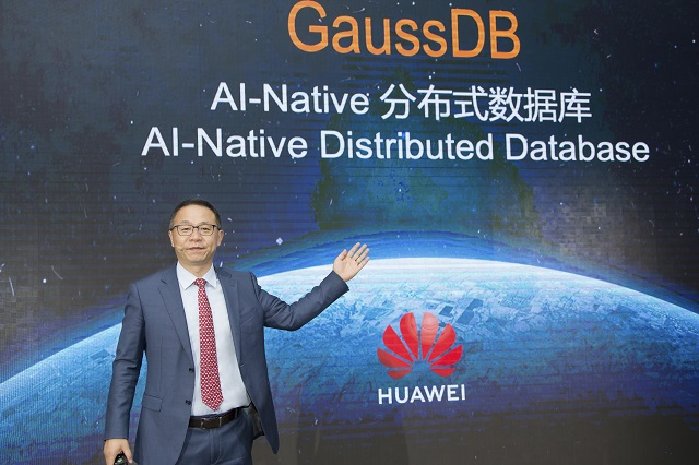 Huawei launches database to target Oracle and diversify