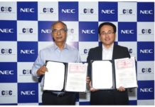 NEC and CSC alliance