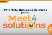 Tata Tele Meet4Solution