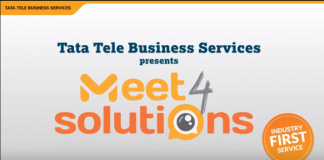 Tata Tele Meet4Solution