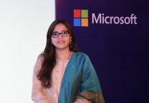 Microsoft India Farhana Haque