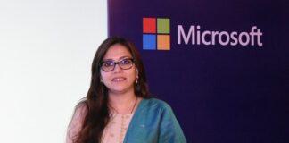 Microsoft India Farhana Haque