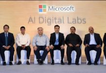 Microsoft launches AI Digital Labs in India