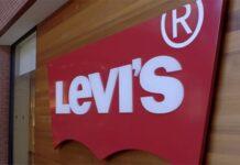Levi Strauss store