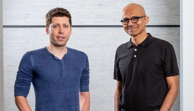 Microsoft and OpenAI