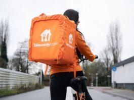 Takeaway.com online food delivery
