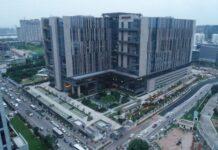 Amazon Hyderabad campus