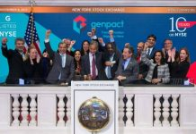 Genpact on NYSE