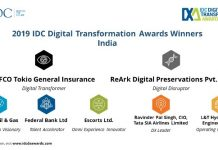 IDC Digital Transformation Awards