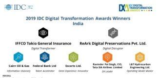 IDC Digital Transformation Awards
