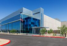Iron Mountain Phoenix data center