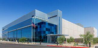 Iron Mountain Phoenix data center