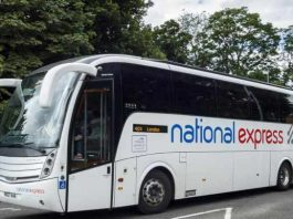 National Express IT spending