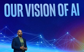 Naveen Rao at Intel