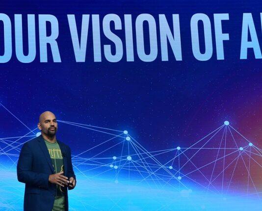 Naveen Rao at Intel