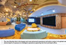 Accenture Experience Activation Network in Mumbai
