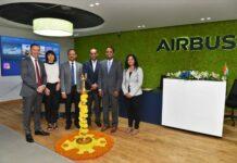 Airbus India center