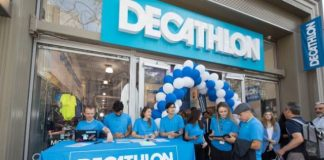 Decathlon and retail technology management