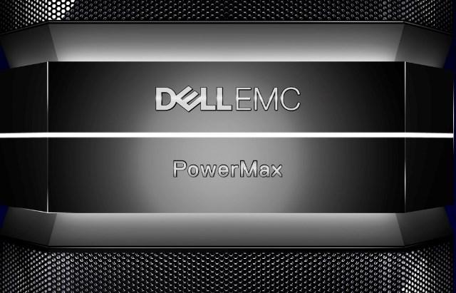 Dell EMC Power Max storage updated