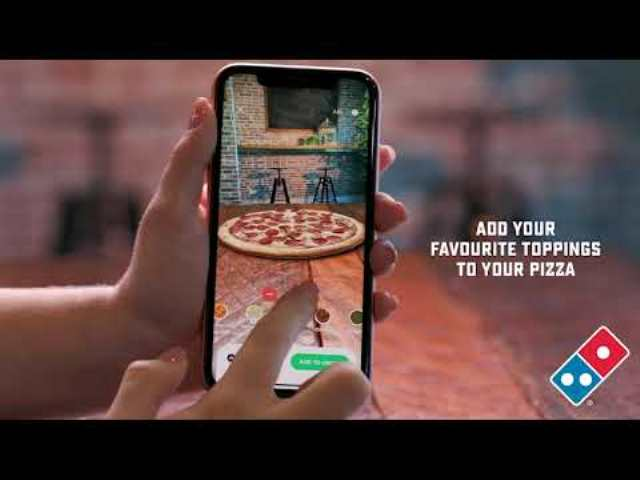 Digital transformation Dominos Pizza