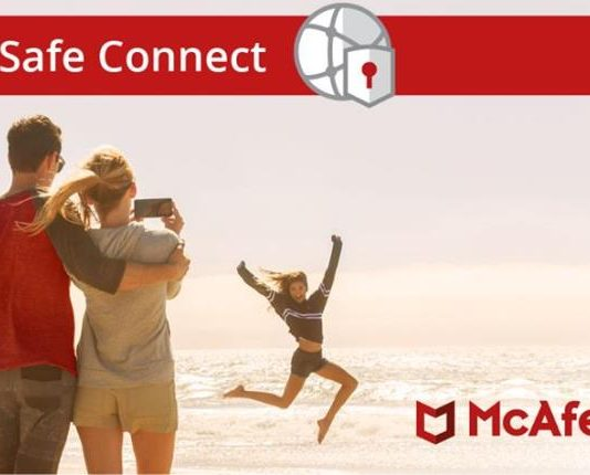 McAfee Safe Connect