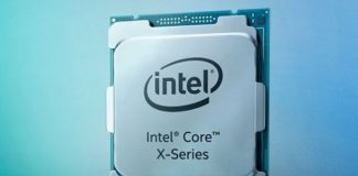 Intel Xeon W and X processors